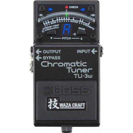 Boss TU3w Chromatic Tuner