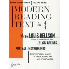 BELLSON L. Modern reading Text 4/4