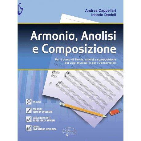 CAPPELLARI A. Armonia, Analisi e Composizione