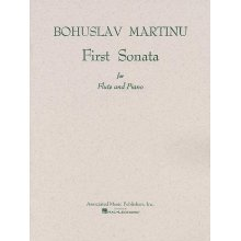 MARTINU B. First Sonata for Flute and Piano