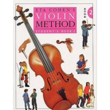 COHEN E. Violin Method Student's Book 2