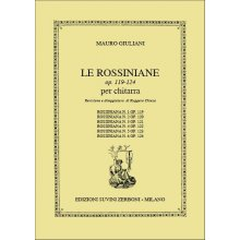 GIULIANI M. Rossiniana n.1 op.119