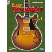 ONGARELLO A. Easy Jazz Guitar (vol.1)