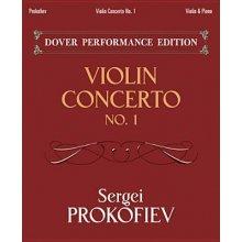 PROKOFIEFF S. Violin Concerto No.1 Op.19