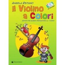 REITANO A. Il Violino a Colori 1 +CD