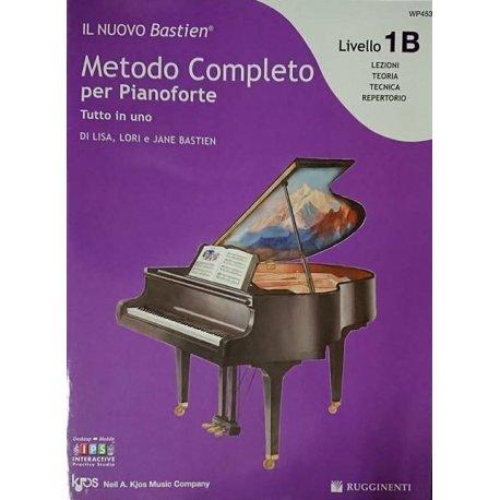 BASTIEN J. Metodo Completo per Pianoforte - Livello 1B