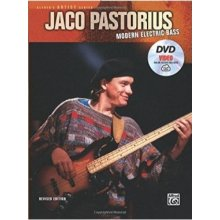PASTORIUS J. Modern Electric Bass +DVD