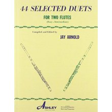ARNOLD J. 44 Selected Duets for two Flutes