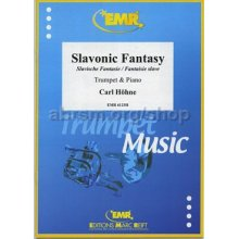 HOHNE C. Slavonic Fantasy for Trumpet & Piano
