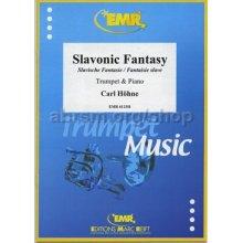 HOHNE C. Slavonic Fantasy for Trumpet & Piano
