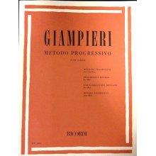GIAMPIERI Metodo Progressivo per Oboe