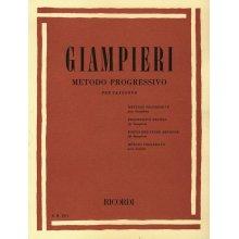 GIAMPIERI Metodo progressivo per Saxofono