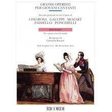 Grandi Operisti per Giovani Cantanti (Basso)