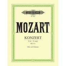 MOZART W.A. Concerto No.2 in D major K.314 (Rampal)