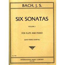 BACH J.S. Six Sonatas (Vol.1) S.1030-32