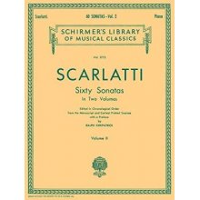 SCARLATTI D. 60 Sonatas Vol.II
