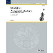 KREISLER F. Three Cadenzas (Beethoven Op.61)