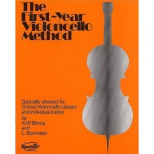 BENOY-BURROWES The First Year Violoncello Method