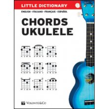 BONTEMPI P. Little Dictionary - Chords Ukulele