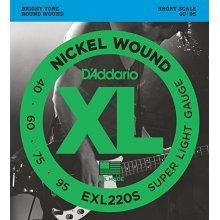 D'Addario EXL220S Super Light
