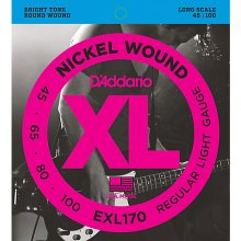 D'Addario EXL170 Regular Light