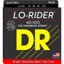 DR Strings Lo-Rider LH40