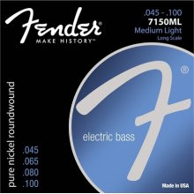 FENDER 7150ML Medium Light