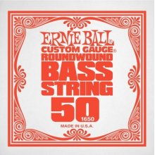 Ernie Ball 1650 Roundwound .050