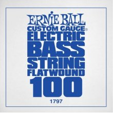 Ernie Ball 1797 Flatwound .100