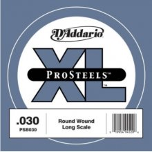 D'Addario PSB030 ProSteels .030