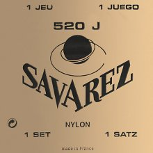 Savarez 520J Traditional Set