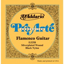 D'Addario EJ25B Flamenco