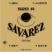 Savarez 520R Traditional Set