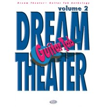 Dream Theater: Guitar Tab Anthology Vol.2