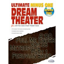 Dream Theater: Ultimate Minus One (Drum Trax)