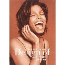 Janet Jackson 1986/1996 Design of a decade