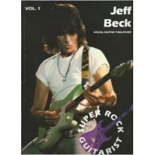 Jeff Beck: Vocal/Guitar Tablature Vol.1