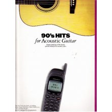 90's Hits for Acoustic Guitar