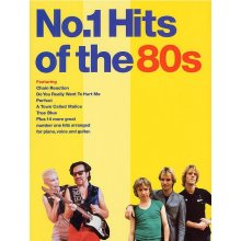 AA.VV No.1 Hits of the 80's