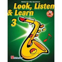 Look, Listen & Learn vol.3 (Alto Sax)