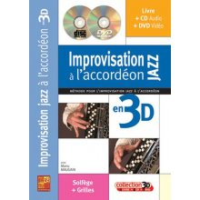 Improvisation Jazz à l'Accordeon 3D