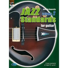 ONGARELLO A. Jazz Standards for Guitar (vol.2)