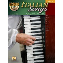 Italian Songs for Accordion +CD