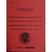 Schubert F. Chamber Music