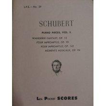 Schubert F. The complete Piano Sonatas Vol.1