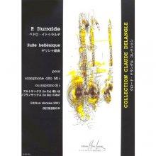 ITURRALDE P. Suite hellénique