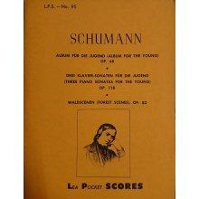 Schumann R. Miscellanea per Pianoforte