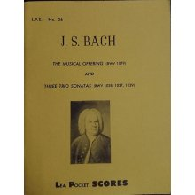 Bach J.S. The Musical Offering and 3 Trio Sonatas