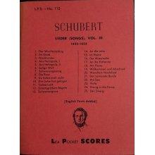 Schubert F. Lieder Vol.3