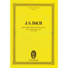 Bach J.S. Ouverture (Suite) No.3 BWV 1068